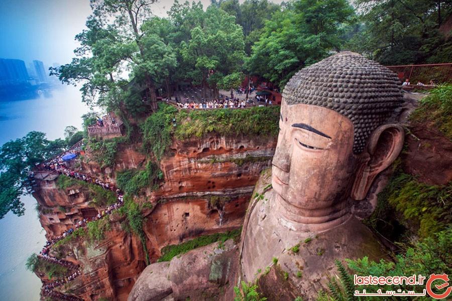 بودای بزرگ لشان