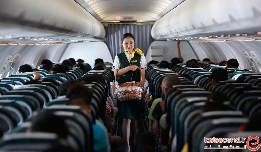 وحشتناکترین اتفاقاتی که در طول پرواز برای کادر پروازی رخ داده است