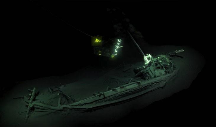 کشف قدیمی ترین کشتی دنیا