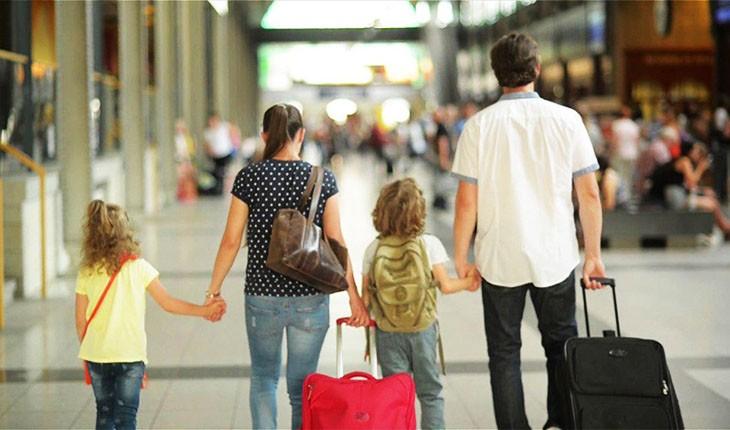 حرفهای ها در سفرهای خارجی چطور میان بر می زنند؟