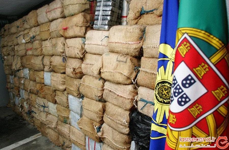 وجود همه نوع مواد مخدر در پرتغال