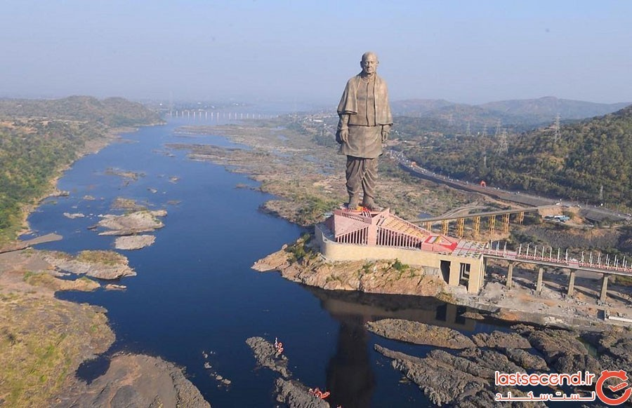 هند رکورد بلندترین تندیس دنیا را شکست