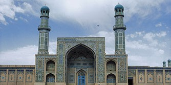 سفر به افغانستان ، سفر به گذشته