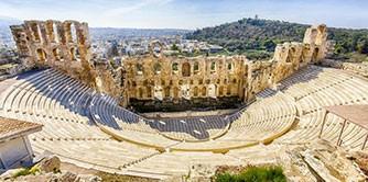 سفرنامه آتن و جزایر یونان