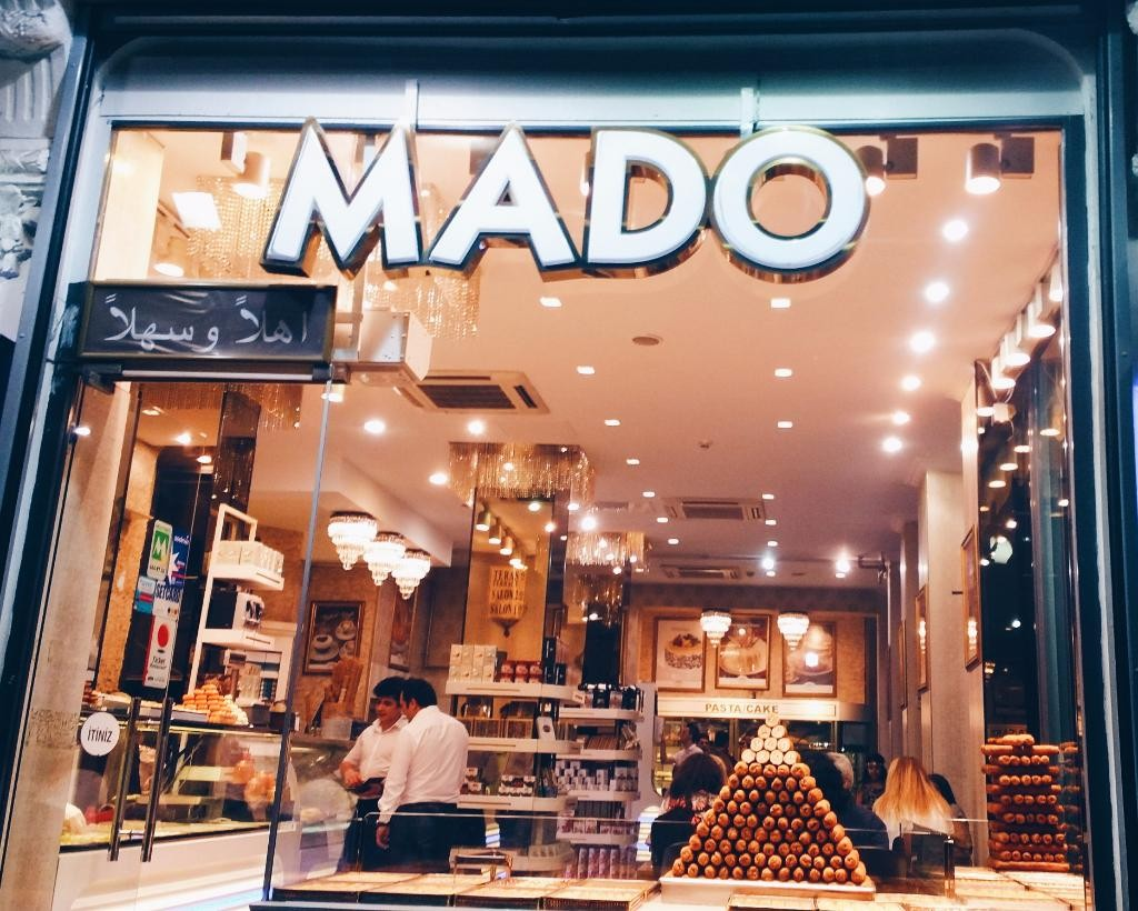 کافه رستوران مادو