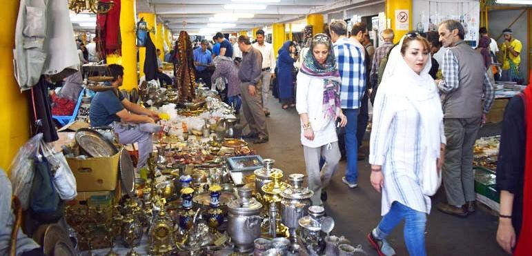 عکس جمعه بازار خودرو تهران