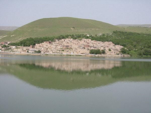 روستای قشلاق مراغه