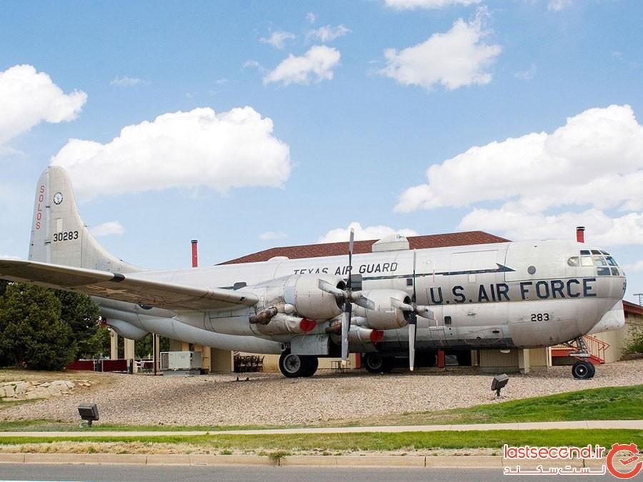 رستوران هواپیمایی آمریکا