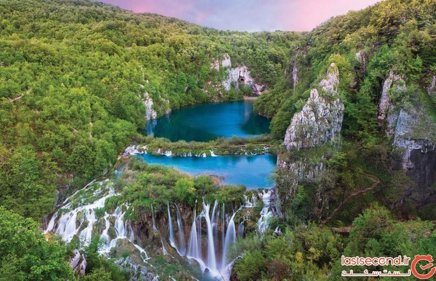 پارک ملی دریاچههای پلیتویک، کرواسی
