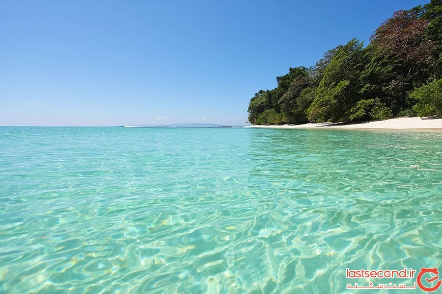 جزیره هاولوک، هند