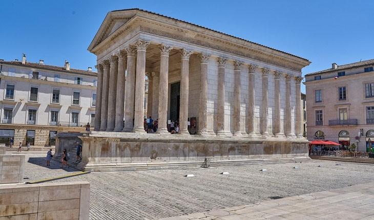 سالم ترین سازه باستانی امپراتوری رومیها
