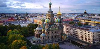 سفری افسانه ای به زادگاه تزارها ، روسیه