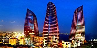 سفر به شهر زیبای آذری ها(عروس قفقاز)