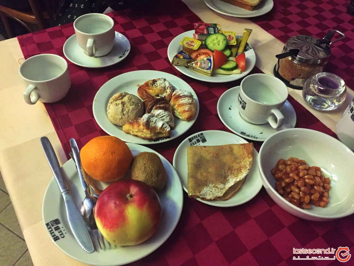 رستوران و غذاخوری