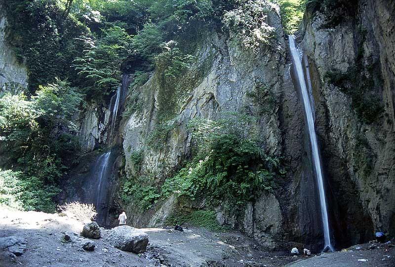 Ziarat Waterfall