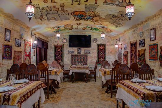 رستوران فيروزه