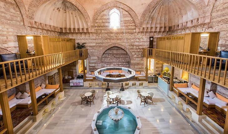 بهترین حمامهای سنتی استانبول
