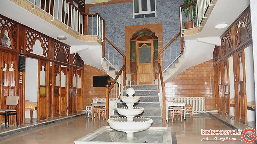 حمام چینیلی یا همان حمام کاشیکاری شده (Çinili Hamam)