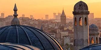 در استانبول راهنمای خودت باش