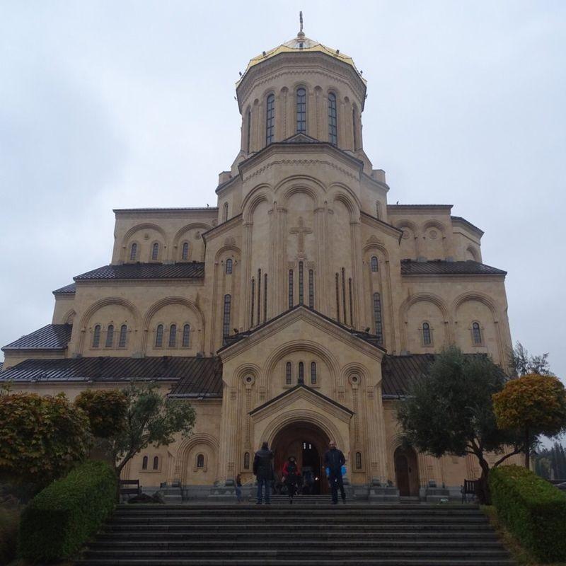 کلیسای جامع تسمیندا سامبا