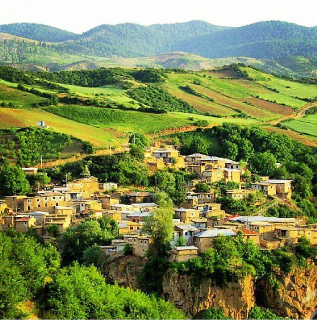 روستای قلعه قافه