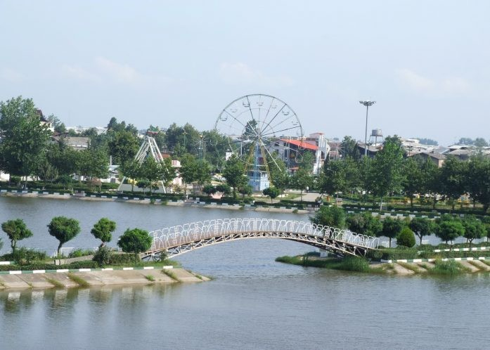 Fajr Park Langarud