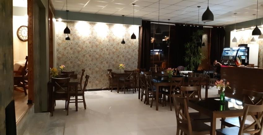 کافه پلازا رفسنجان