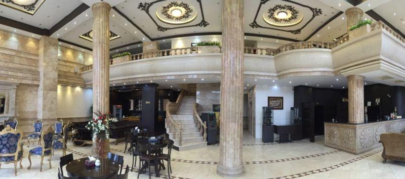 هتل پدرام سرعین