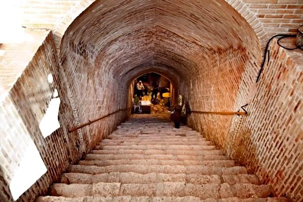 Nooshabad Underground City