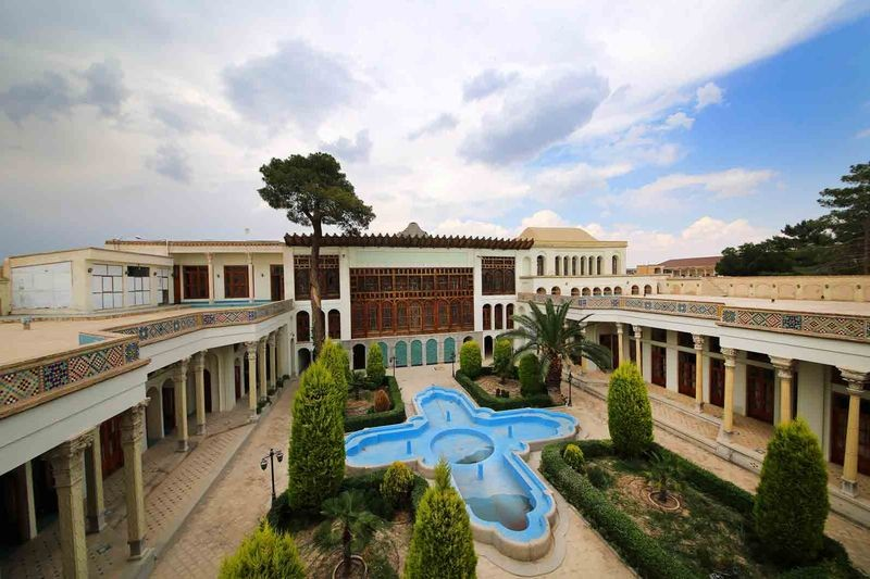 خانه مشیرالملک اصفهان