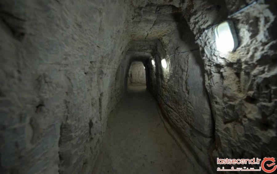 غار خربس قشم