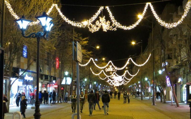 Valiasr Street Tabriz