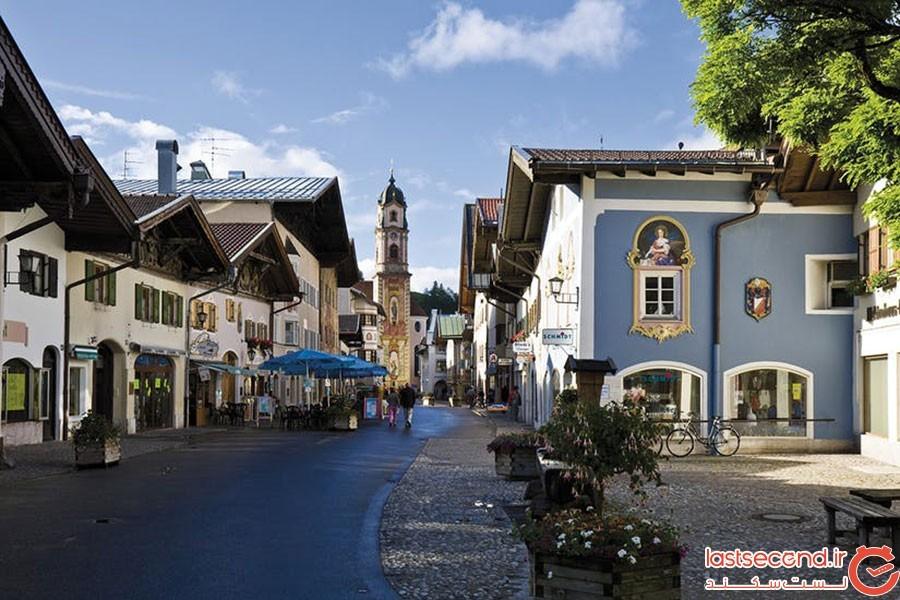میتنوالد(Mittenwald)؛ آلمان