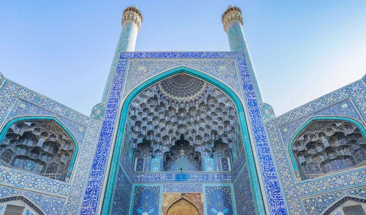 زیباترین بناهای کاشی کاری شده دنیا