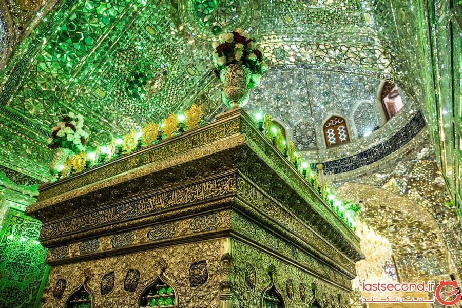 مسجد شاه چراغ شیراز