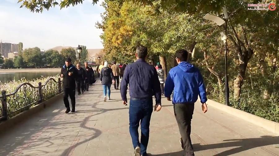 ایل گلی، شناخته شده ترین تفرجگاه تبریز