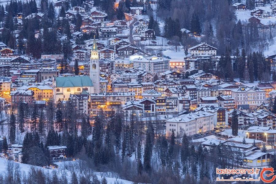 کورتینا دامپتزو (Cortina d'Ampezzo)؛ ایتالیا