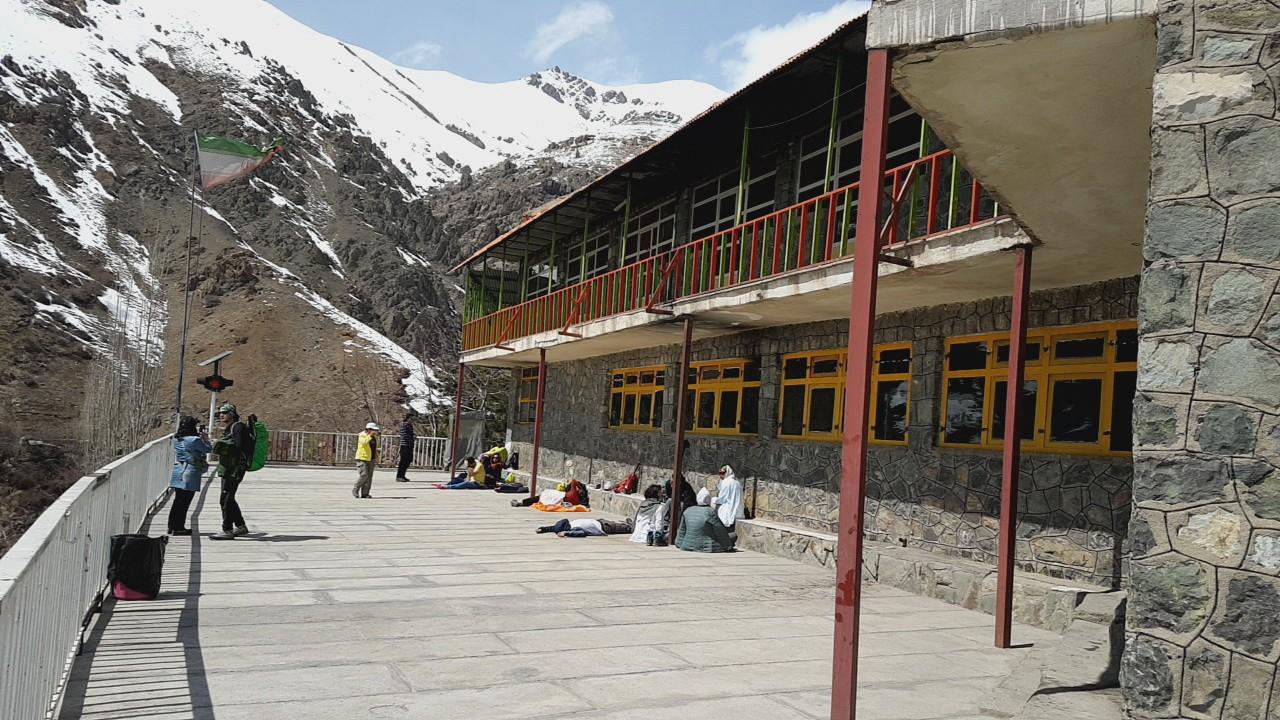 Palangchal camp