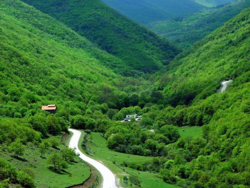 منطقه حفاظت شده ارسباران (قره داغ)