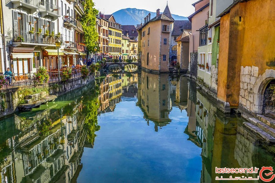انسی (Annecy)؛ فرانسه
