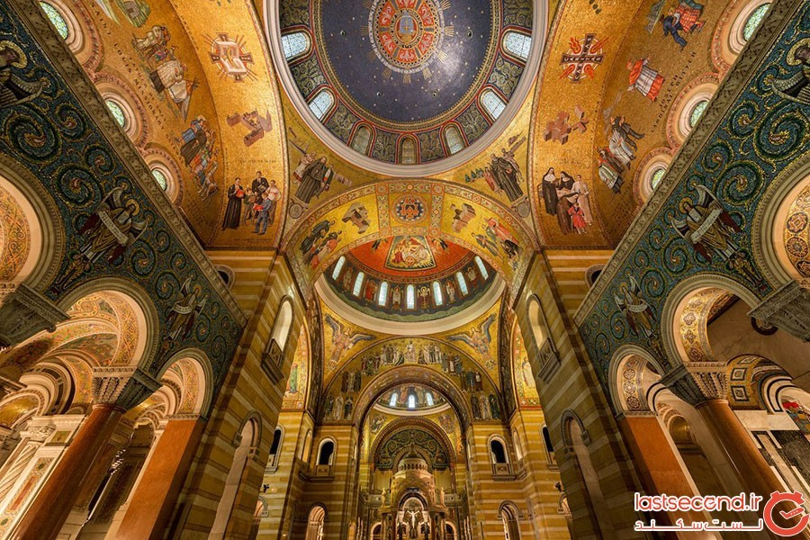 کلیسای جامع سنت لوییس