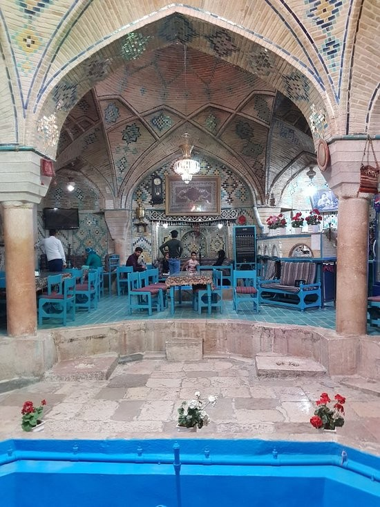 Vakil Tea House kerman