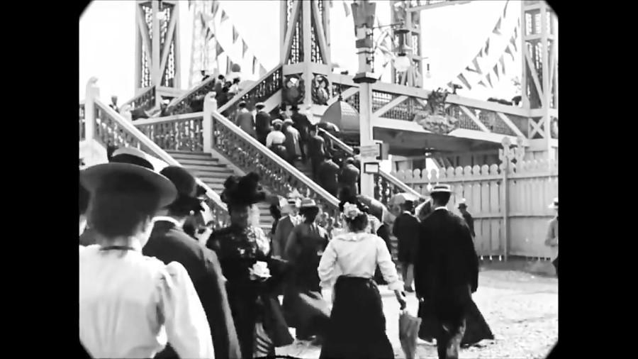 سفر به پاریس، سال 1890 میلادی