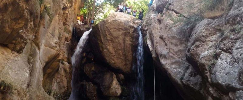 آبشار شاهدشت