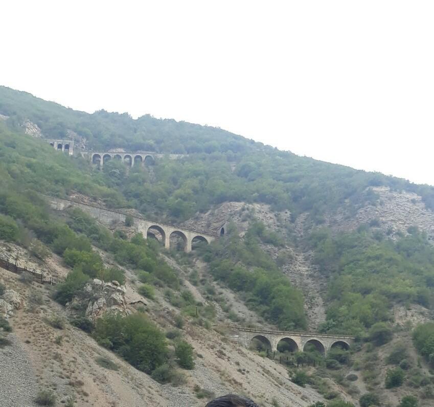 سه خط طلایی راه آهن ایران