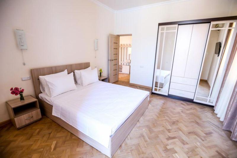 هتل آلبا ایروان