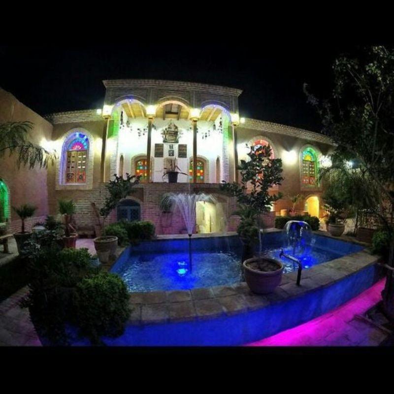 اقامتگاه بوم گردی میر احمد خوافی
