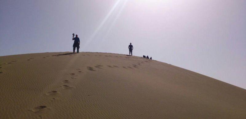Talle Sheytan Desert