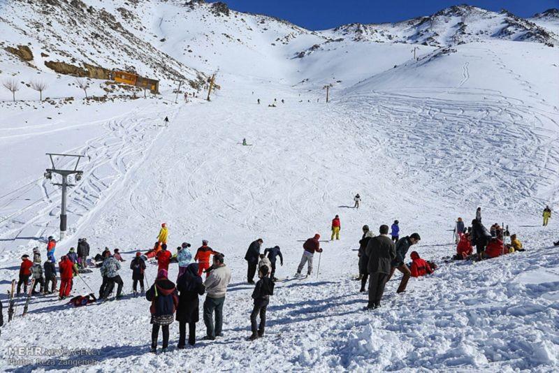 Tarik Darreh Ski Resort