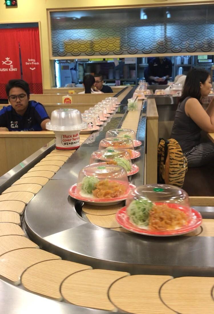 رستوران سوشی کینگ سانوی پوترا